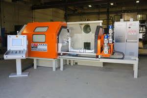 Macchine Laboratorio stampaggio rotazionale ROTOMACHINERY GROUP